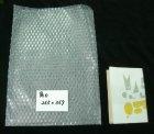 他の写真1: 角0封筒対応 エアーキャップ袋 265×367mm 「10枚」