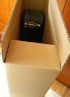 他の写真1: ギター保管発送用ダンボール箱 「中」494×144×高1190mm 「15枚」