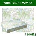 送料無料・レギュラー包装紙「ミント」 全2サイズ ※代引き不可