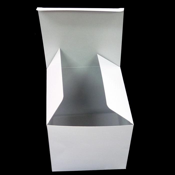 白コートボール箱