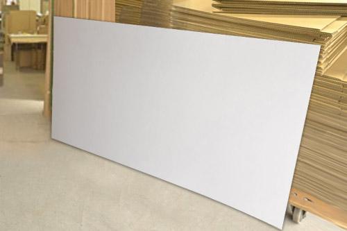 白ダンボール板 [2]