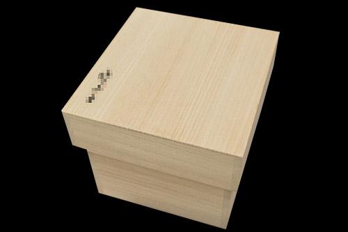 桐箱+ウレタン 茶香炉用