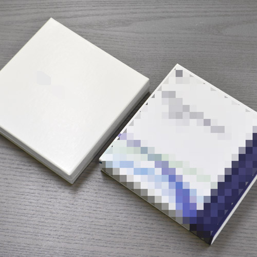 4色印刷入・印籠式貼箱+スリーブ+ウレタン ソフトウェア用[2]