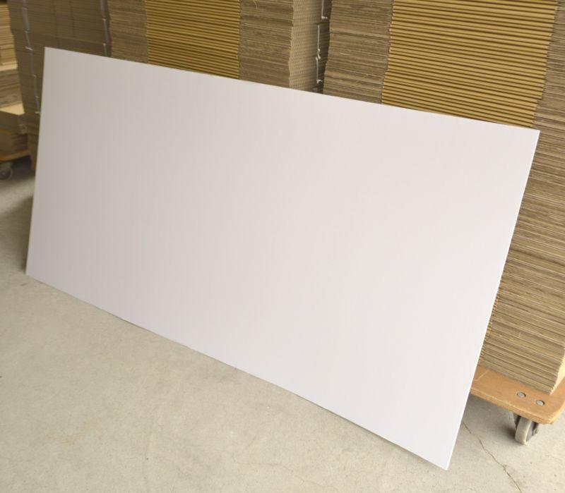 白色ダンボール板