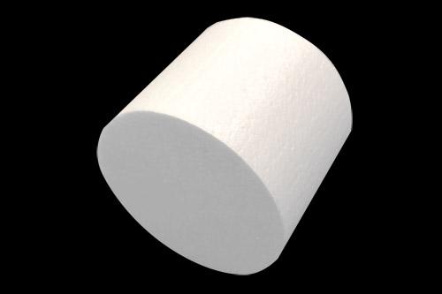 発泡スチロール 円柱4