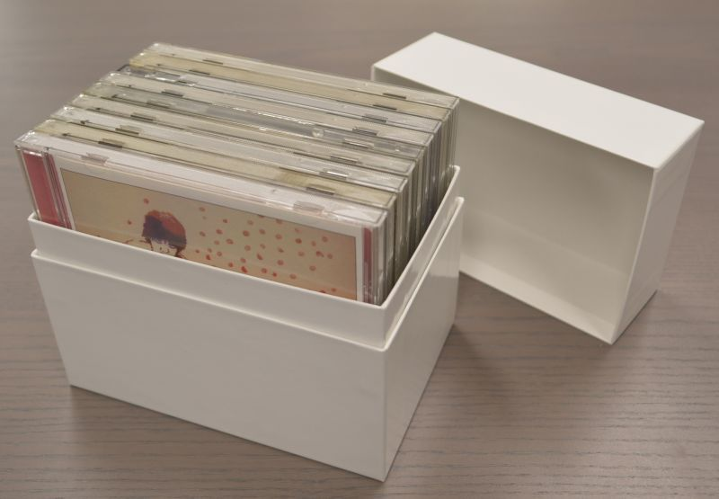 印籠式貼箱サンプル