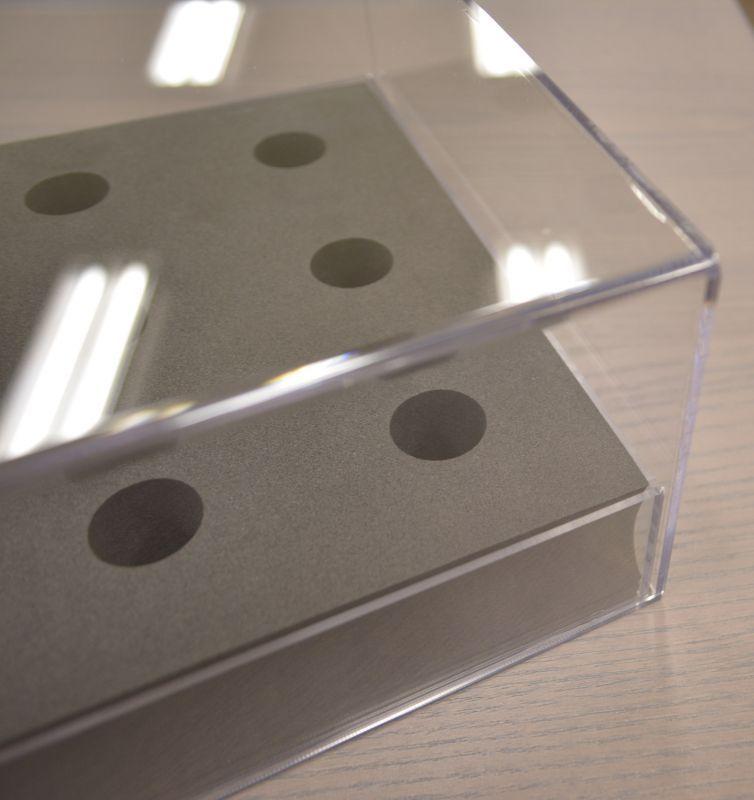透明ペットケース
