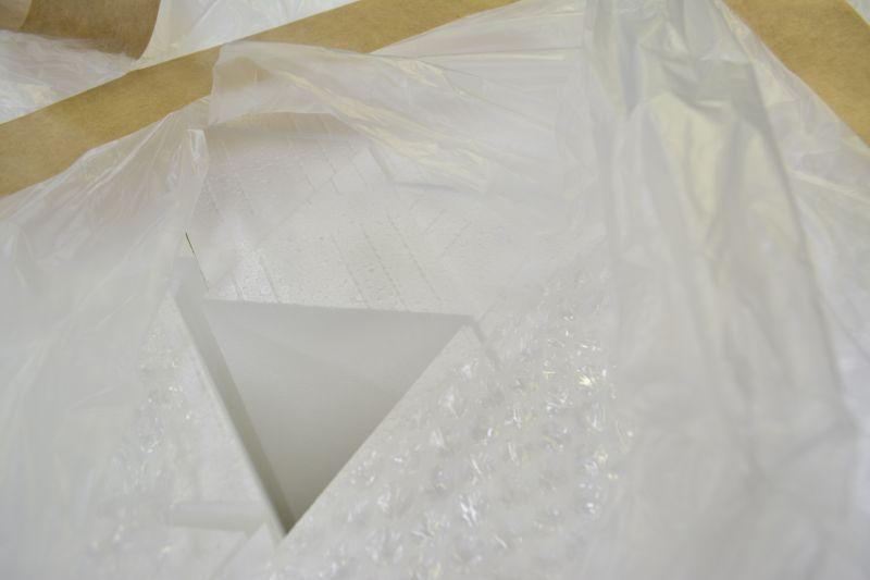 発泡スチロール 三角柱