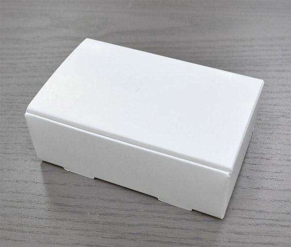 ノベルティ缶バッチ用組み立て箱