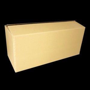 画像1: A式ダンボール箱(2ピース、4ピース)
