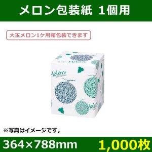 送料無料・メロン用包装紙「メロン包装紙 1個用」「1,000枚」
