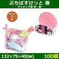 送料無料・菓子用ギフト箱 ぷちばすけっと ラッピング袋有無 132×75×40(150)(mm) 「100個」選べる全2種