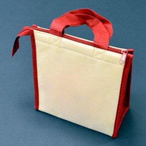 画像1: オーダーメイド不織布保冷バッグ