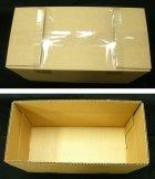 他の写真3: 教科書・実用書用(A5本)収納ダンボール箱(段ボール) 212×404×154mm 「10枚」