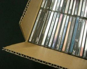 画像1: CD梱包方法