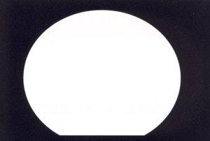 画像1: 送料無料・半月テーブルマット 100枚、300枚、1,000枚