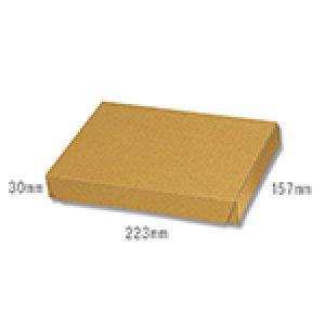 画像1: 送料無料・組立式ダンボール箱 105×192×23mm 「10枚から」
