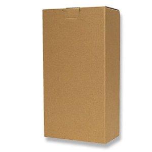 画像1: 送料無料・1升瓶2本入用外箱 「100箱」 225×117×425mm