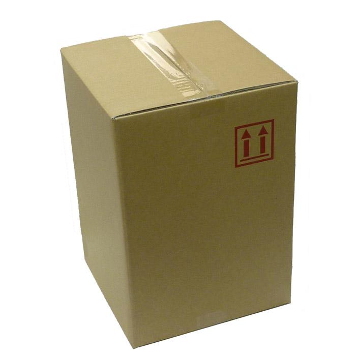 一斗缶用ダンボール箱 ケアマーク印刷入