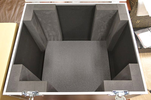 精密機器用 梱包資材(ウレタン、エペラン、発泡スチロール、ダンボール、FRPケース)