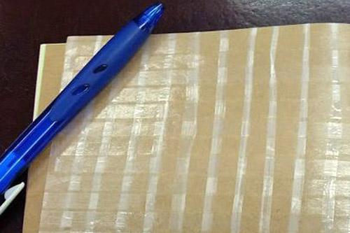 紙袋(ポリクロス紙)
