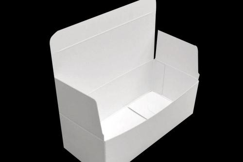 コートボール(裏白) ケーキ用箱