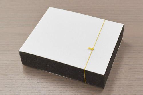 コの字型ダンボールパッケージ