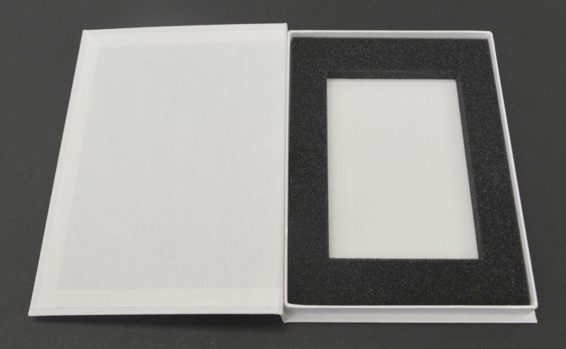 墓石サンプル用ブック式貼箱