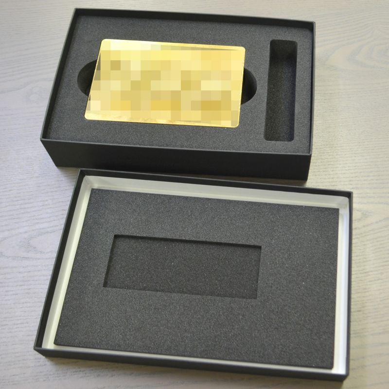 真鍮製用時計用パッケージ