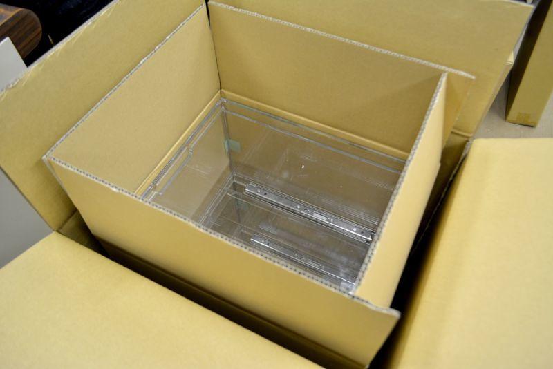 アクリル梱包用緩衝材