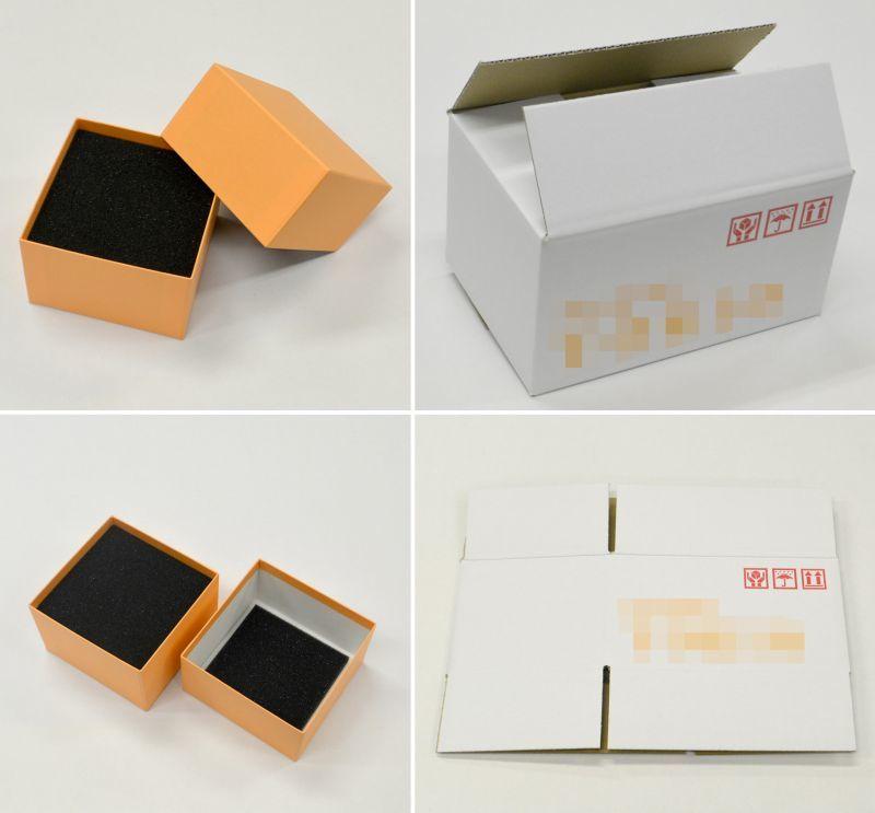 メンテナンス時計用梱包資材