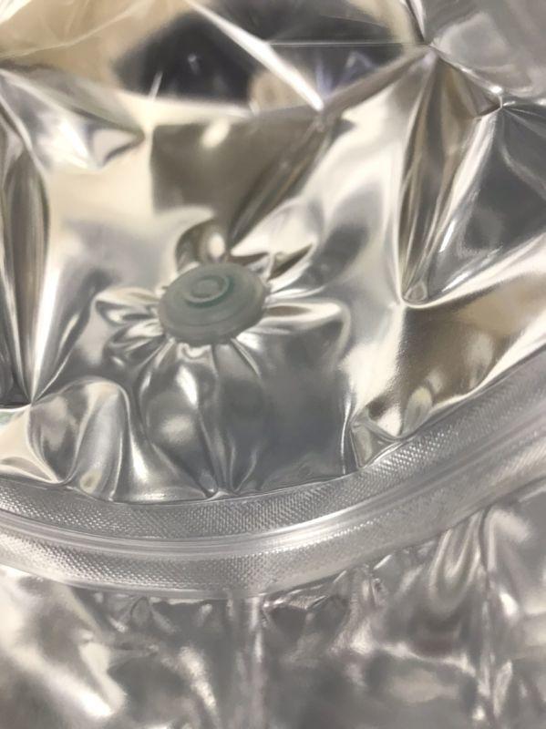 コーヒー豆用アルミスタンドチャック付袋