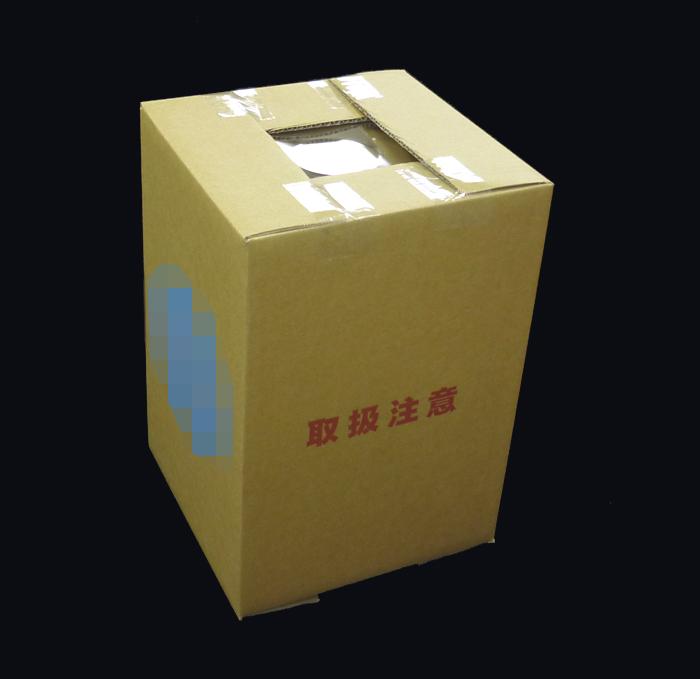一斗缶用箱印刷イメージ