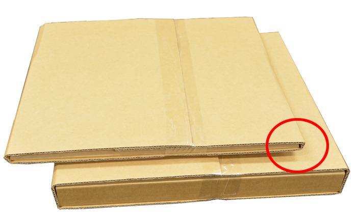 レコード用ダンボール板