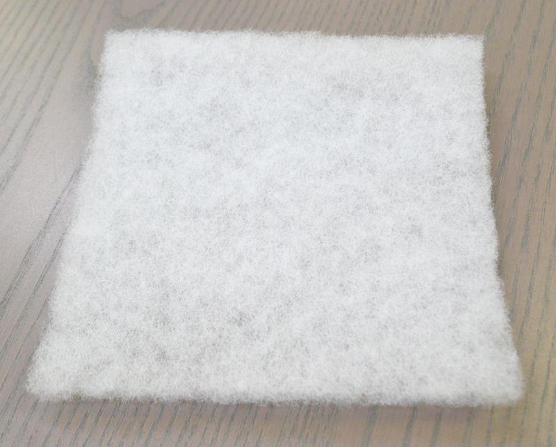 クッション材合繊綿
