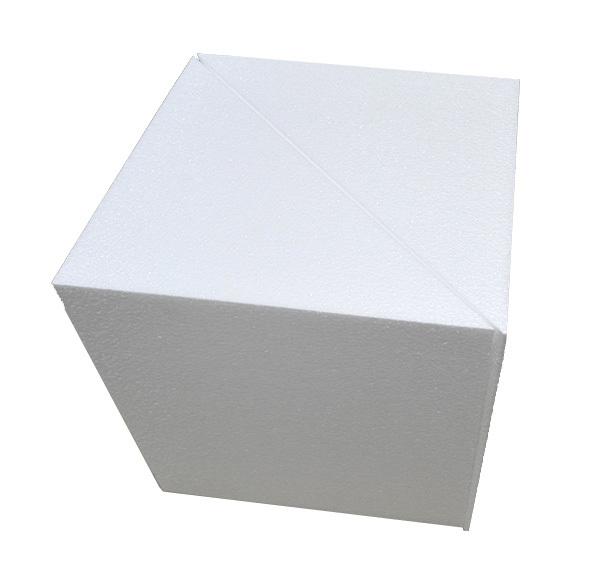 三角柱スチロール