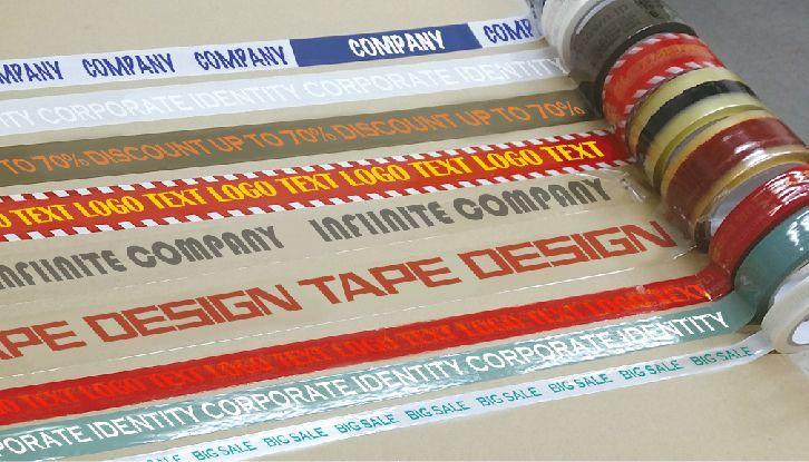 オリジナルOPPテープ印刷イメージ