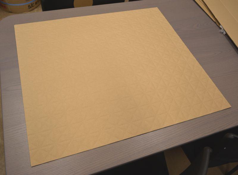 ダンボール製折り紙