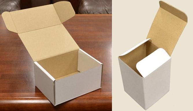白箱 フリーボックスイメージ