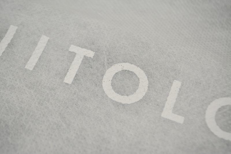 不織布袋印刷例
