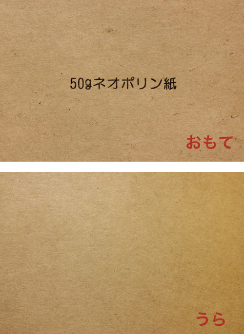 50gネオポリン紙