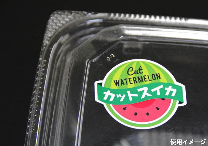 フルーツ用シール